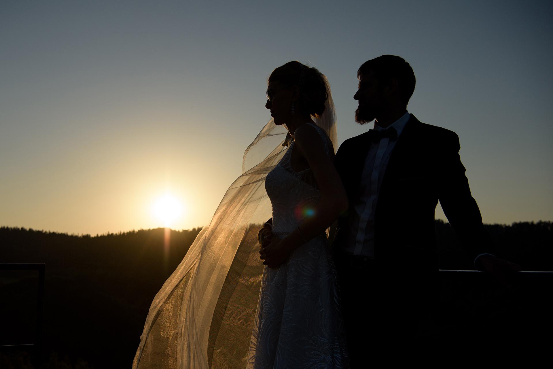 Portfolio ślubne - plener